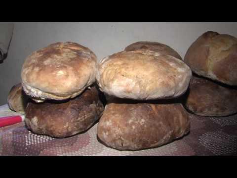TVS: Dolní Němčí - Pečení chleba
