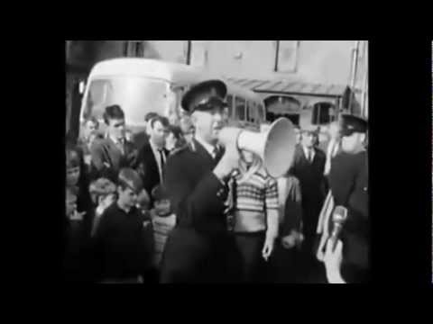 The Troubles - From Civil Rights to the Battle of the Bogside