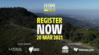 L'Étape Australia - March 2021