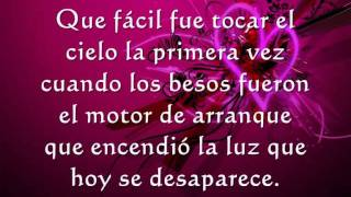Download Lagu ricardo arjona y gaby moreno  fuiste tu letra .wmv Mp3