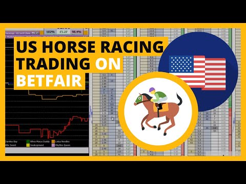 US Horse Racing Trading On Betfair