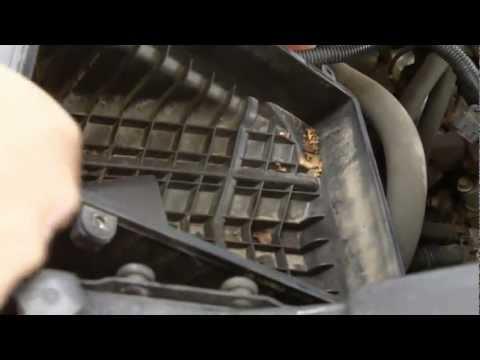 Chevy Suburban Spectre Intake Install