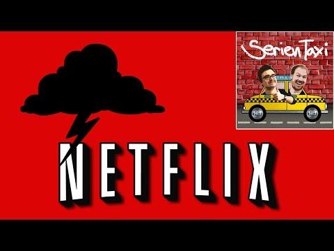 SerienTaxi: Netflix-Beef und Mad Dogs (US) von Amazon | Serienjunkies-Podcast