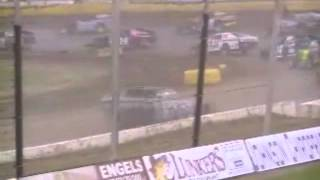 Watertown (SD) United States  city photos : 5/4/14 Watertown SD Midwest Modified heat 2 and Feature