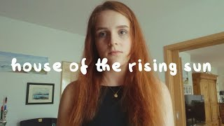 House of the Rising Sun ☀ Alt-J (Piano & Vocal Cover)