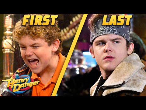 FIRSTS & LASTS With Jasper Dunlop! ⏰ | Henry Danger