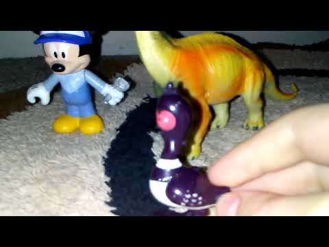 Mickey get flushed away part 3