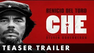 Nonton Che  Teaser Trailer   Part 1 In Cinemas Jan 1  Part 2 Feb 20 Film Subtitle Indonesia Streaming Movie Download