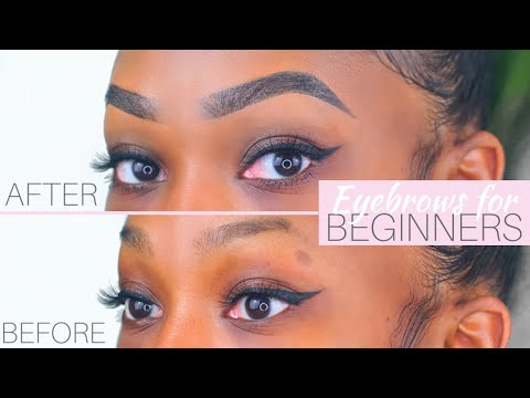 EYEBROW Tutorial for BEGINNERS | Maya Galore