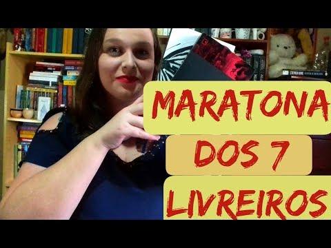 MARATONA DOS 7 LIVREIROS | ENTRE LETRAS E LINHAS