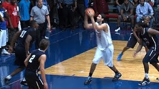 Luis Scola Lockout Highlights - Houston