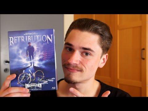 RETRIBUTION - DIE RÜCKKEHR DES UNBEGREIFLICHEN (DT Digipak) / Playzockers Blu-ray Check Nr. 42