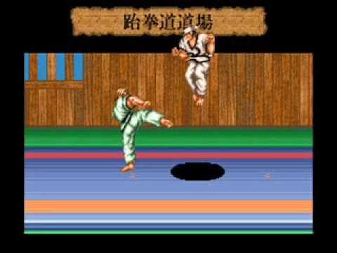 Taekwon-Do Super Nintendo