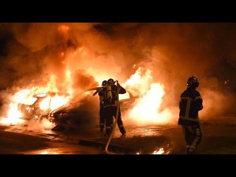 Anhaltende Unruhen: Nantes erlebt vierte Krawallnacht ...