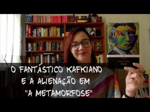 """O Fantástico Kafkiano e a Alienação em """"A Metamorfose"""""""