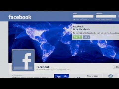 ايرادات فيسبوك تقفز 32 %في الربع الثاني - فيديو