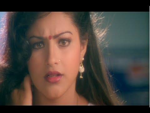 JD Chakravarthy struggling to romance Raasi - Kurumbakaran Movie Scenes - Brahmanandam, Ali