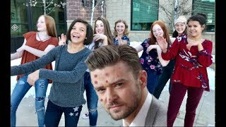 Video JUSTIN TIMBERLAKE - Can't Stop The Feeling! PARODY CAN'T STOP THIS ACNE! MP3, 3GP, MP4, WEBM, AVI, FLV Januari 2018
