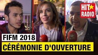 CÉRÉMONIE D'OUVERTURE DU FIFM 2018 AVEC MAROC TELECOM