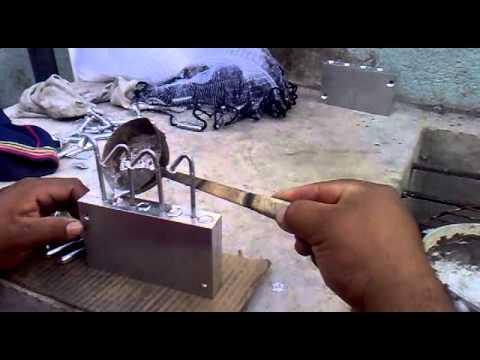 plomos - molde de alumnio para hacer plomo de barrilito peso por plomo 37 gramos sinker mold for cast net or grill net 1.3 oz venta de tarrayas 664 1640494.