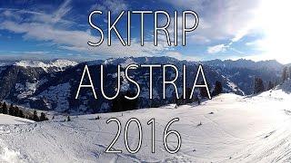 Kaltenbach Austria  city images : Skitrip 2016 Austria - Hochzillertal Kaltenbach/Hochfügen. GoPro Hero 4