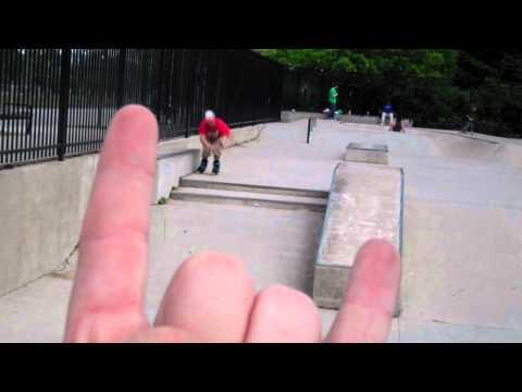 Spot #1: Lawton Skatepark