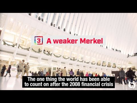 Top Risks 2017: Risk 3 - A weaker Merkel