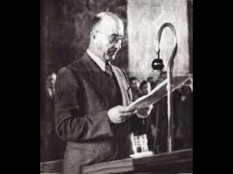 Кимон Георгиев на 12. 09. 1944г. : Забраняваме вестници, арестуваме министри и депутати
