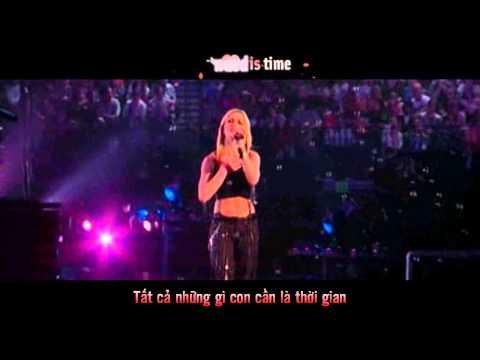 [BritneyVNST Vietsub+Kara] I'm Not A Girl Not Yet A Woman – Britney Spears [Las Vegas 2002]