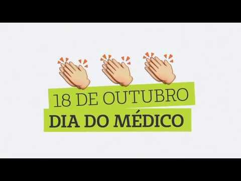 Dia do Médico - 18 de outubro