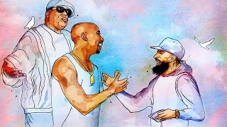 2Pac, Nipsey Hussle - The Good Die Young (ft. The Game) | 2019