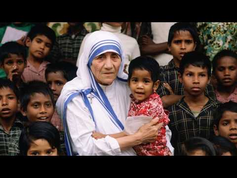 Jesus Is First,  I Am Last. Mother Teresa's  Missionaries Of Charity