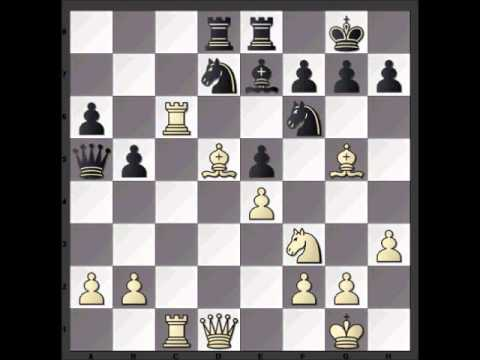 Chess Game: Tal v Unzicker