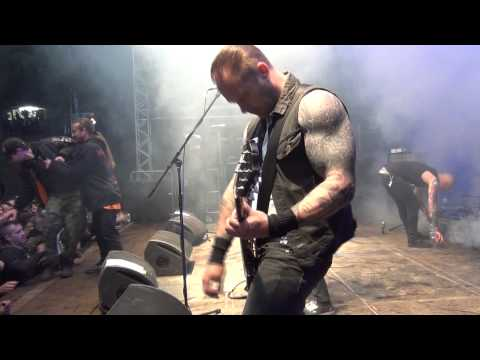 WOLFBRIGADE Live At OEF 2012