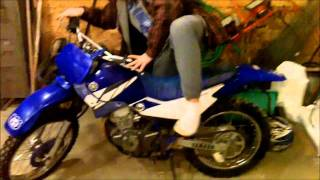 6. **RARE** 2004 Yamaha TTR 225 DIRTBIKE FOR SALE!!!!!