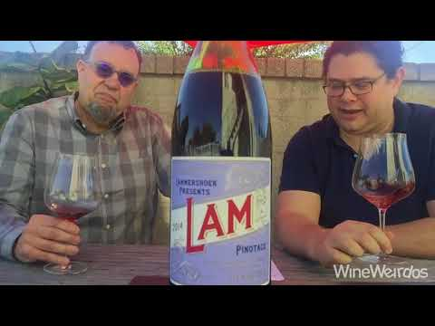 Invoer Imports LAM Pinotage South Africa Pinotage