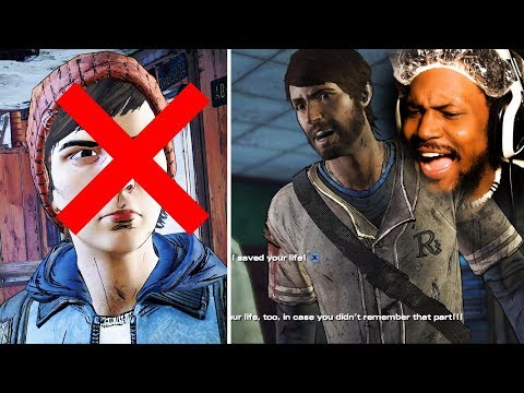GABE IS OFFICIALLY THE WORST CHARACTER FOR THIS   The Walking Dead: Season 3 (Episode 4)