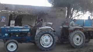 Tractor Tochen / Ford 3600 vs Fiat 480 1977 MODEL/ tractor tochan muqabla