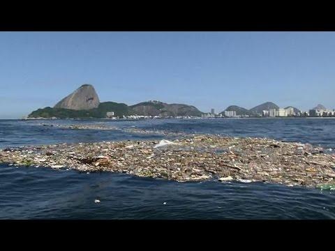 Ολυμπιακοί Ρίο: Δυσαρέσκεια για τα μολυσμένα νερά στα οποία αγωνίζονται οι αθλητές