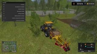 A little video where I demonstrate, how to plant some trees.