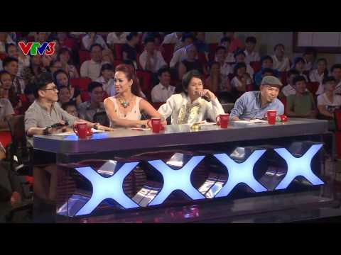 Hài hước với tiết mục Thị màu lên chùa của thí sinh VN Got Talent