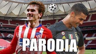 Canción Atlético de Madrid vs Juventus 2-0 (Parodia Esclavo De Tus Besos - Manuel Turizo X Ozuna)