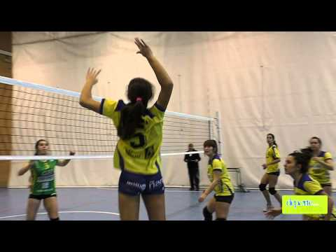 Voley Cámara Lenta GH Leadernet Navarcable A - GH Leadernet Navarcable B