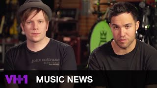 Video Fall Out Boy Commentary on The Youngblood Chronicles | VH1 Music MP3, 3GP, MP4, WEBM, AVI, FLV Juli 2018