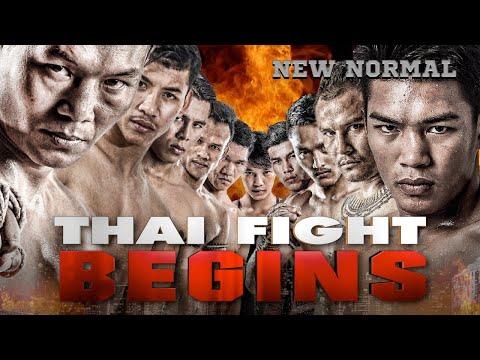 """อภิมหากาพย์มวยไทย """"THAI FIGHT BEGINS"""" 2020"""