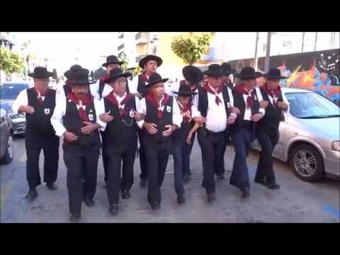 "Gran acogida al Coro ""Os Arraianos de Ficalho"", en Isla Cristina"