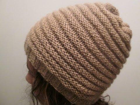 comment tricoter un bonnet rasta
