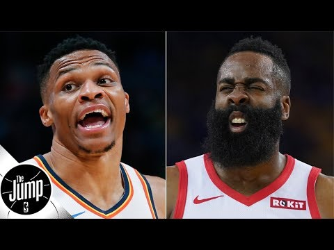 Video: James Harden has to pass the torch to Russell Westbrook this season - Scottie Pippen   The Jump