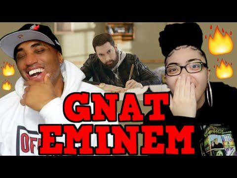 MY DAD REACTS TO Eminem - GNAT (Dir. by @_ColeBennett_) REACTION