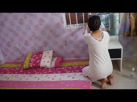 Cùng Dọn Dẹp Phòng Ngủ Với Vie Girl